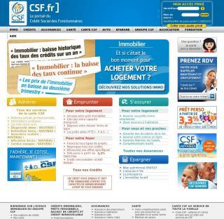 CSF Crédit Assurances