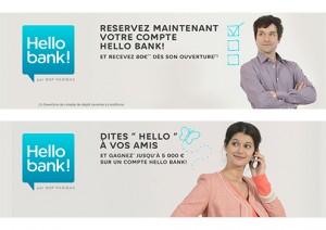HELLO BANK Avis Forum carte gratuite Crédit Personnel Immobilier PEA
