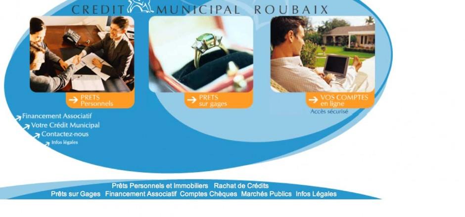 crédit municipal de roubaix