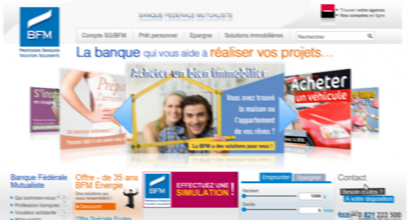 BFM BANQUE FEDERALE MUTUALISTE