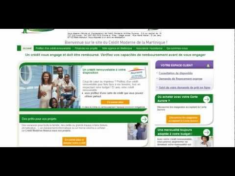 CREDIT MODERNE MARTINIQUE Le Lamentin Adresse société Crédit Conso