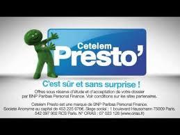 CETELEM PRESTO