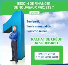 Société Groupe CRESERFI CREDIT Auto Comparatif rachat Prêt immobilier