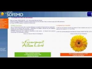 GROUPE SOFEMO Strasbourg – Rachat crédit Cofidis Financement PNF Avis