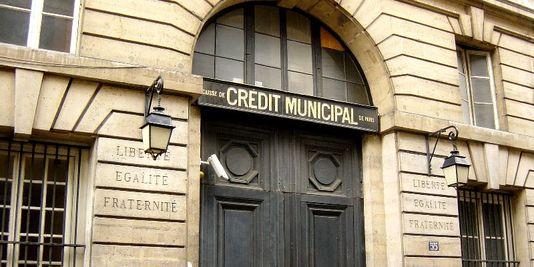 Crédit Municipal de Bordeaux 33074