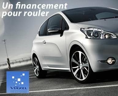 Contact VIAXEL Crédit Auto Evry