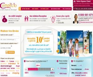 Espace client COMPLICIO Monabanq Accès mon compte crédit renouvelable en ligne