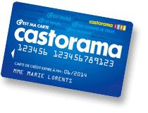 CREALFI Carte Castorama Crédit Travaux