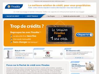 Rachat de Crédit FINADEA Marc-en-bareuil 59708