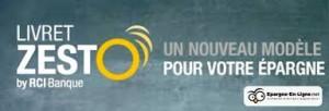 Livret Zesto RCI Banque Renault