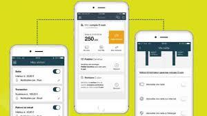 Application mobile C-ZAM Carrefour Banque en ligne