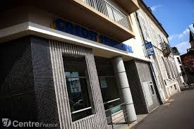 Le CREDIT MUNICIPAL NEVERS Banque 6 Avenue général de Gaulle 58000 Nevers Nièvre